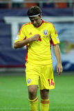World Cup 2014 Preliminaries: Romania-Andorra Royalty Free Stock Photo