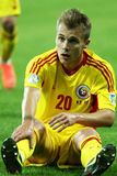 World Cup 2014 Preliminaries: Romania-Andorra Royalty Free Stock Photography