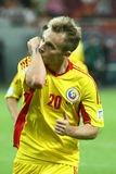 World Cup 2014 Preliminaries: Romania-Andorra Royalty Free Stock Photos