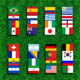 World cup Stock Image