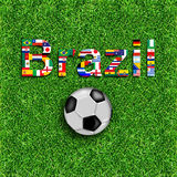 World cup Royalty Free Stock Photo