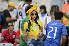 World Cup 2014 Stock Photo