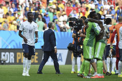 World Cup 2014 Stock Image