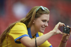 World Cup 2014 Stock Photography