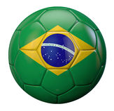 World Cup Brazil Football Stock Images