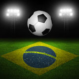 World Cup Brazil Stock Photo