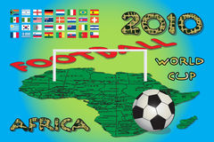 World cup competition. Illustration of World Cup competition royalty free illustration
