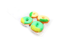 World Cup Concept Donuts Royalty Free Stock Photography