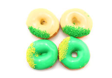 World Cup Concept Donuts Stock Image