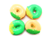 World Cup Concept Donuts Royalty Free Stock Photo