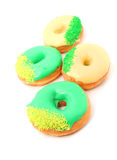 World Cup Concept Donuts Stock Photos