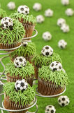 World Cup Cupcakes Stock Photos