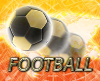 World cup football soccer Royalty Free Stock Images