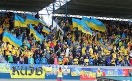 World Cup 2018 Qualifying: Iceland v Ukraine in Reykjavik Stock Photo