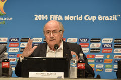 World Cup 2014 Royalty Free Stock Images