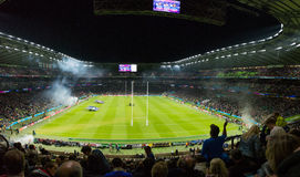 World cup rugby 2015 Royalty Free Stock Image