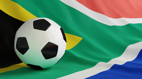 World cup south africa Royalty Free Stock Photography