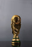 World cup trophy Royalty Free Stock Image