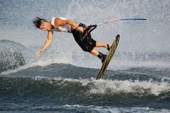 World Cup Waterski 2008 Stock Images