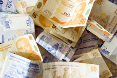 World Currency Royalty Free Stock Photography