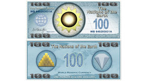 World Currency Royalty Free Stock Photo