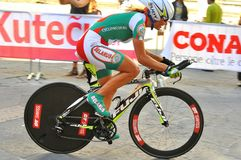World cycling championship in Florence, Italy Stock Images