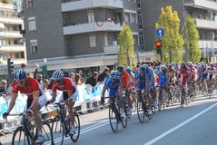 World Cycling Championships 2008 Stock Photography