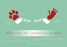 World Day for Laboratory Animals Stock Photos