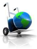 World delivery Royalty Free Stock Photo