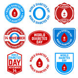 World diabetes day Royalty Free Stock Image