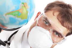 World disease Royalty Free Stock Image