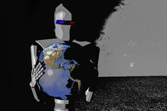 World domination Royalty Free Stock Images