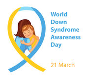 World Down Syndrome Day Stock Photos