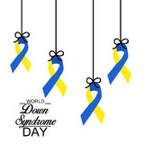 World Down Syndrome Day Stock Images