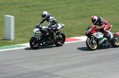 World Ducati Week - WDW 2010 Stock Images