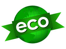 World Eco Seal Stock Photography