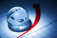 World Economy royalty free stock images