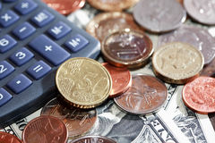 World Economy Concept Royalty Free Stock Photos