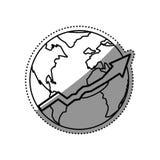World economy growing Stock Photography