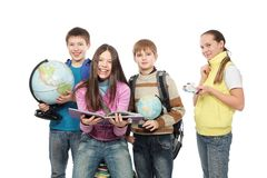 World education Royalty Free Stock Photography