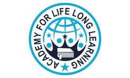 World Education Logo Design Template Royalty Free Stock Image