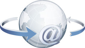 World email Stock Photos