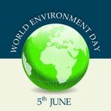World Envirnoment Day Stock Photo