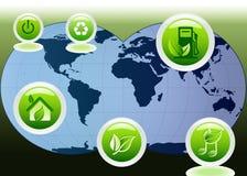 World environment day Stock Image