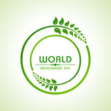 World Environment Day Royalty Free Stock Image