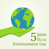 World Environment Day Royalty Free Stock Photography