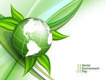 World environment day vector Stock Photography