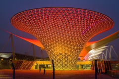 The World Exposition. Shanghai China 2010 Royalty Free Stock Photography