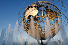 World Fair Unisphere royalty free stock photography