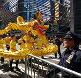 World Falun Dafa Day Parade, Falun Gong, NYC, USA Royalty Free Stock Photos